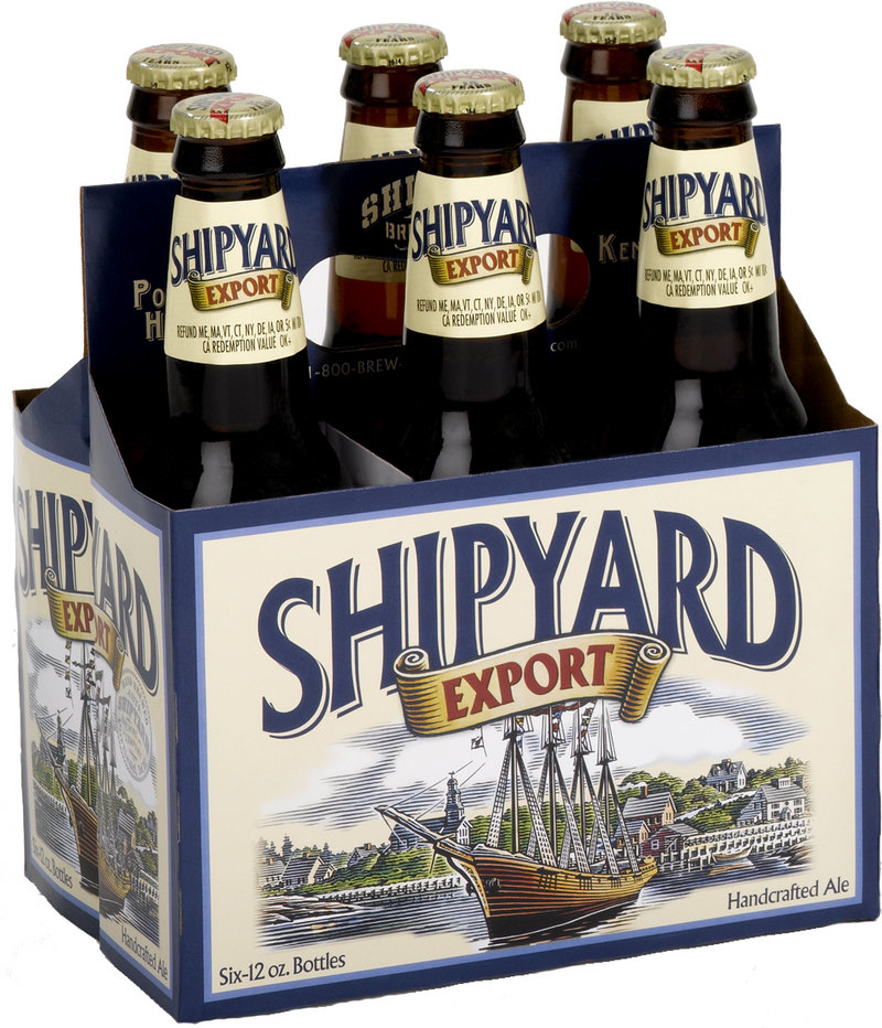 Shipyard ranks 15th in sales for craft brewers and 23rd for all U.S. beer brewers in 2012, and Allagash cracked the top 50 craft beer list, coming in at 48th in the nation in sales. Both breweries are based in Portland.