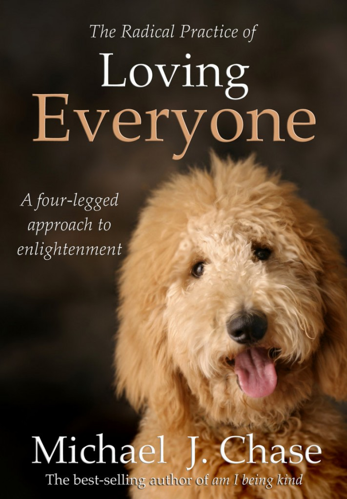 Author Michael J. Chase found inspiration in his dog, Mollie, for his latest book on kindness.