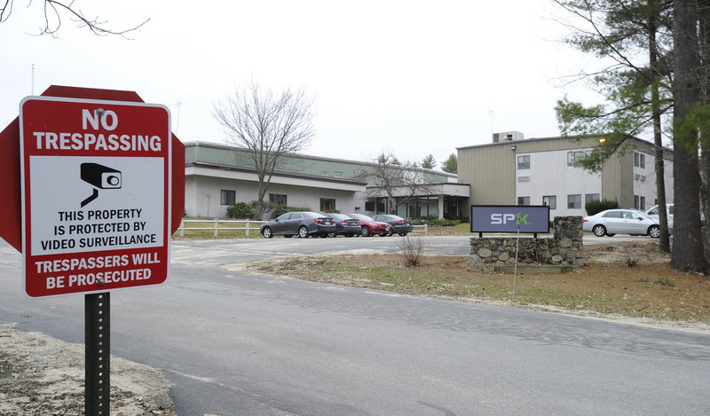 Dielectric Communications, which shares this building on Tower Road in Raymond with another SPX company, Radiodetection, is shutting down after nearly 60 years in the town.