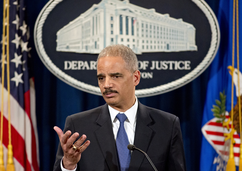 Attorney General Eric Holder has called for investigation into IRS targeting of groups.