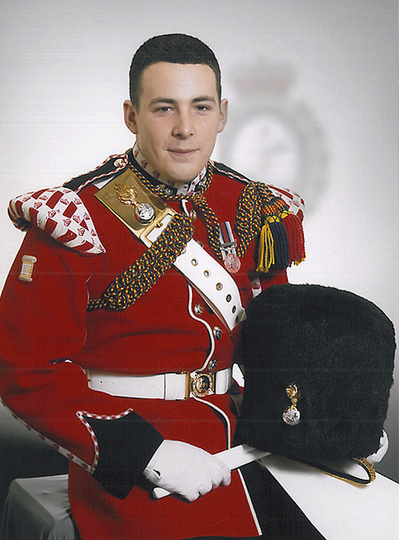 Lee Rigby, 2nd Battalion The Royal Regiment of Fusiliers, was identified as the soldier who was attacked and killed by two men in the Woolwich area of London on Wednesday.