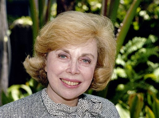 Dr. Joyce Brothers In a Sept. 1, 1987, publicity photo for her upcoming television series,