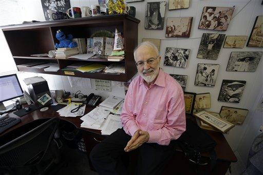 Nutrition scholar Prof. Barry Popkin: