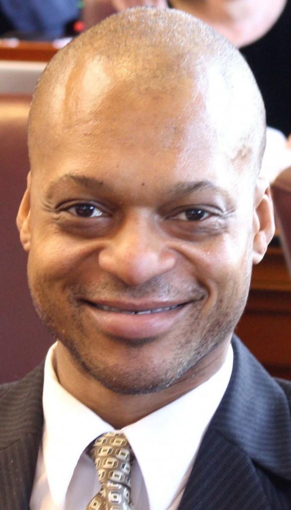 State Rep. Craig Hickman, D-Winthrop