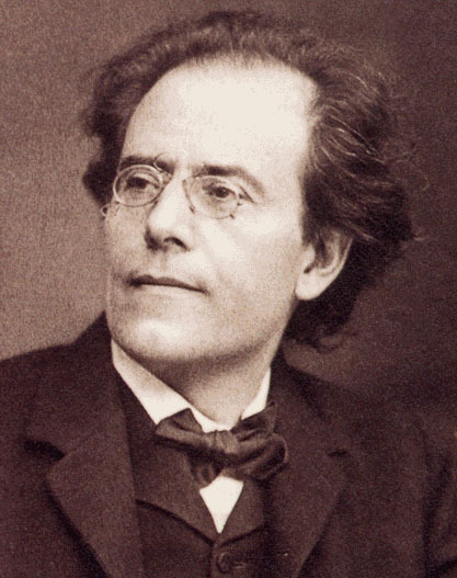 """Composer Gustav Mahler spent time """"pondering the largest issues of life, death, the afterlife, resurrection, the pain involved, the mourning involved and also the healing involved,"""" says PSO Music Director Robert Moody."""