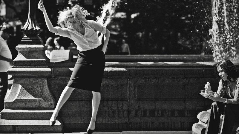 """Greta Gerwig in """"Frances Ha,"""" a comedy from director Noah Baumbach."""