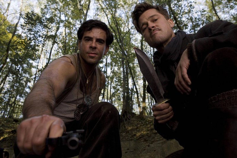 """Bender has producing credits on the Quentin Tarantino film """"Inglourious Basterds"""" (with Eli Roth and Brad Pitt)."""