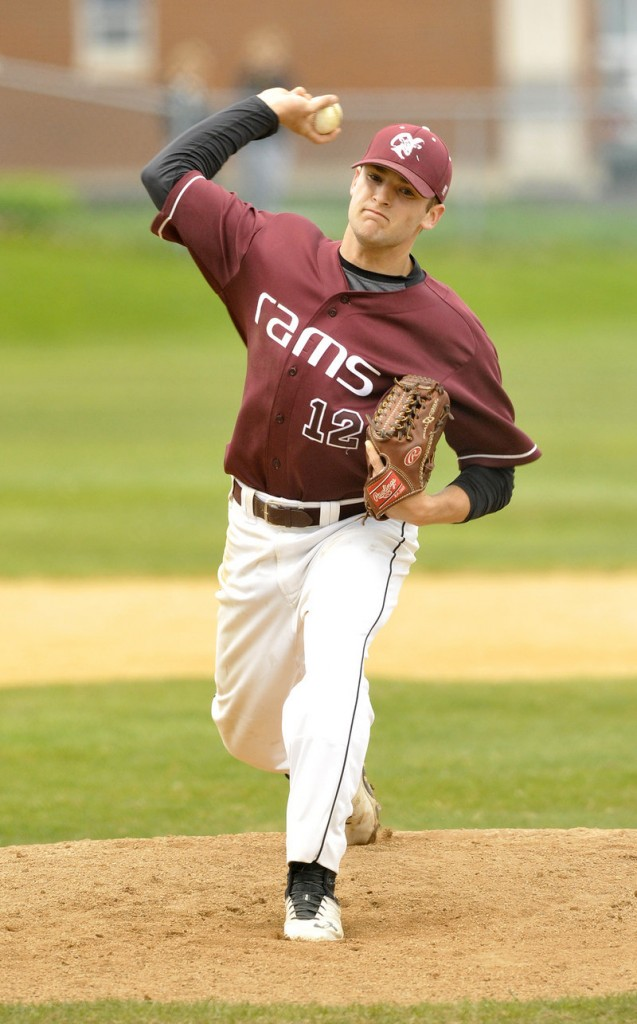 Damon Wallace pitched a five-hitter and struck out six for Gorham against Cheverus. Wallace also had three hits.