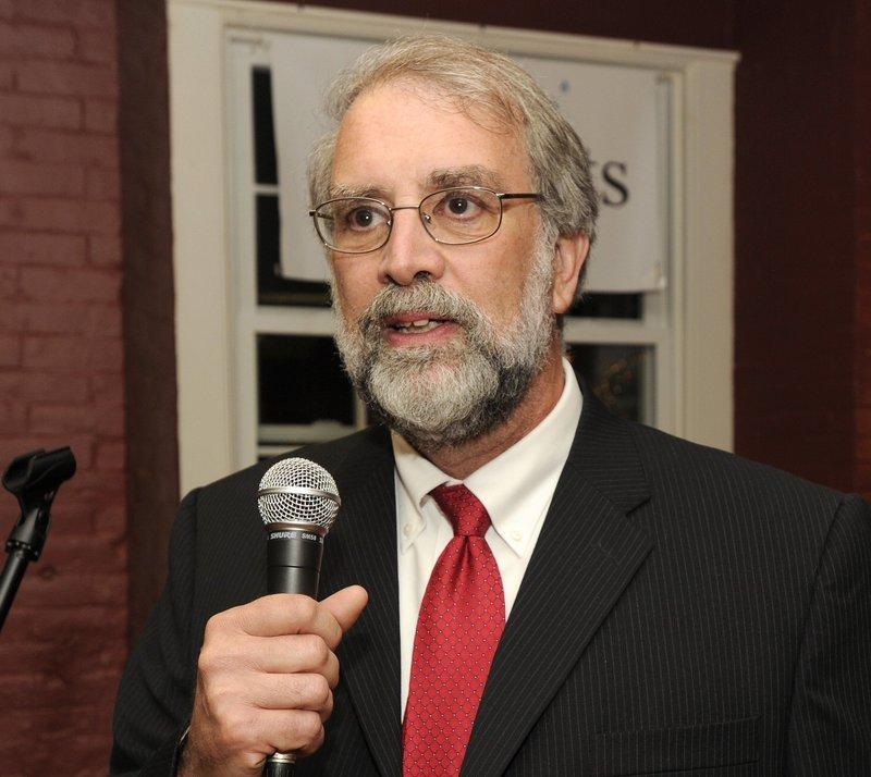 State Rep. Alan Casavant, D-Biddeford