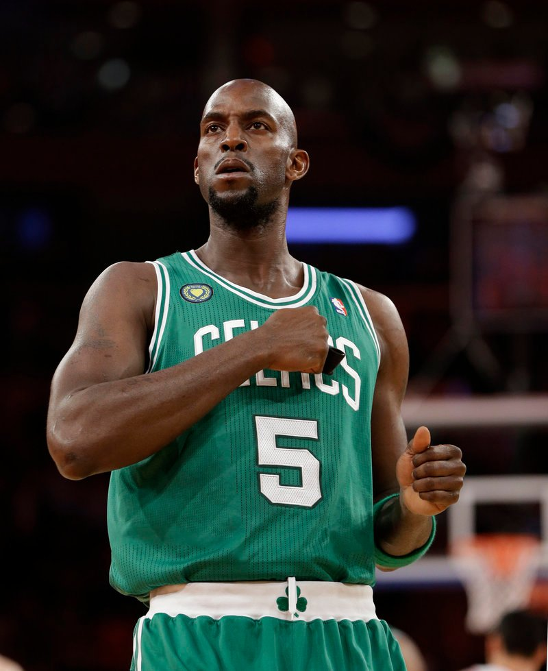 Kevin Garnett didn't call it quits when the Celtics were down 3-0, and he has to like his team's chances with the gap cut to 3-2.