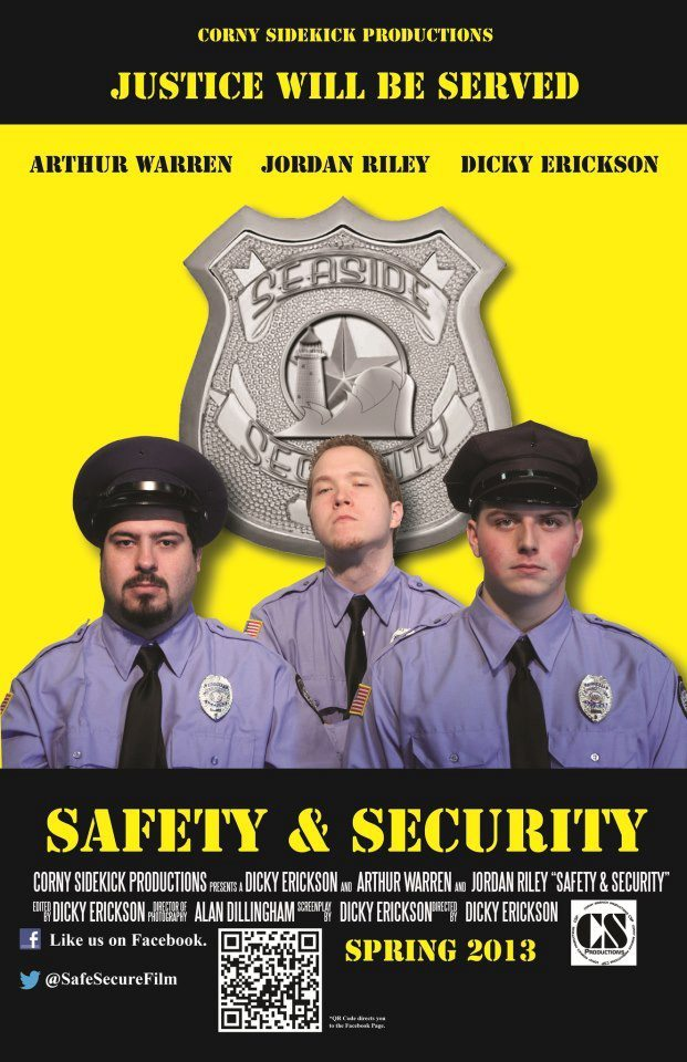 """... """"Safety & Security"""" ..."""