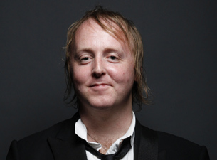 James McCartney, singer-songwriter and son of a Beatle, is at One Longfellow Square in Portland on May 16.