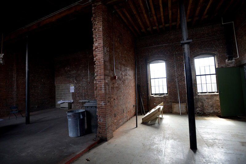 King's Head LLC has leased this space on Merrill's Wharf for a gastro-pub that is scheduled to open in September.