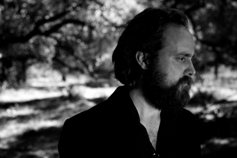 Singer-songwriter Sam Beam, aka Iron and Wine, is at the State Theatre in Portland on Saturday.