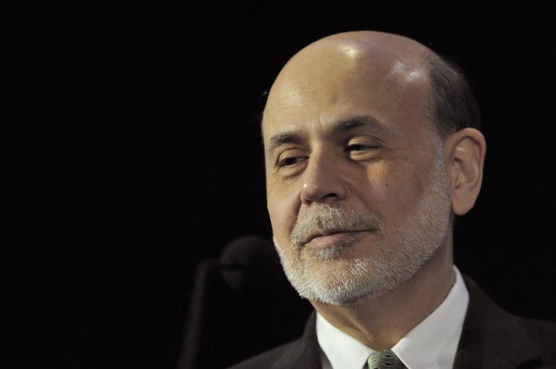 """Ben Bernanke, chairman. Federal Reserve: """"Our financial system – despite significant healing over the past four years – continues to struggle with the economic, legal and reputational consequences of the events of 2007 to 2009."""""""