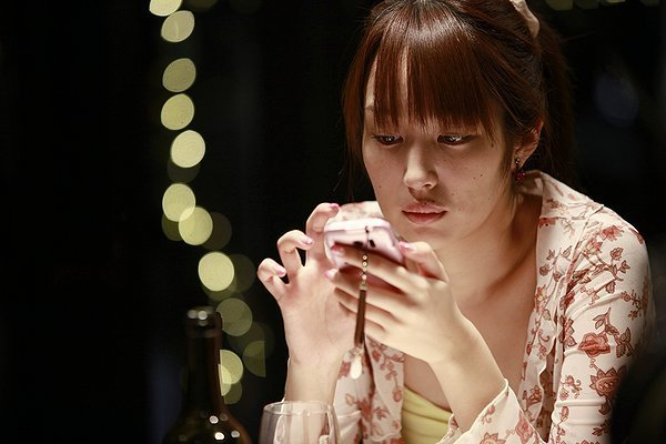 """Rin Takanashi in """"Like Someone in Love,"""" showing at the Portland Museum of Art this weekend."""