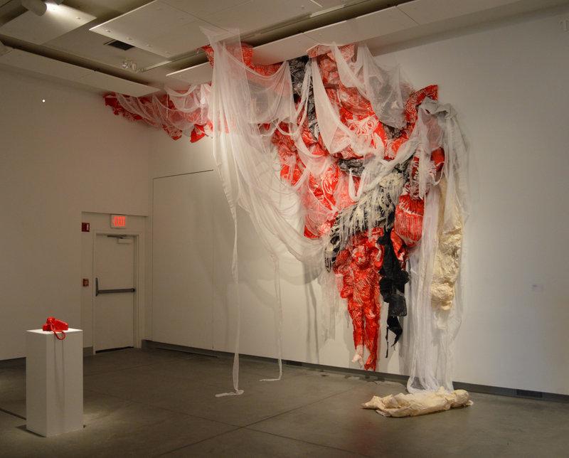 Work by Sandra Lepage.