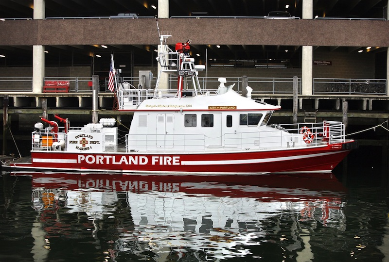 A judge on Monday ordered the city to release portions of a report on an internal investigation into a 2011 accident involving the city's $3.2 million fireboat.