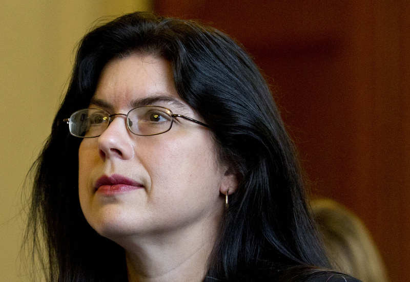 Ruth Moore of Milbridge, Maine, brought attention to sexual assault in the military. She said she was raped twice while in the Navy and fought for years to get compensation for post-traumatic stress disorder and other injuries. The House passed a defense budget Friday that toughens penalties for sex assaults of service members.