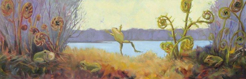 """""""Joy of Spring"""" by Vanessa Nesvig"""