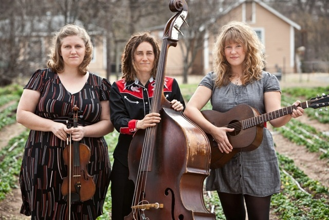 The country, swing and bluegrass stylings of the Carper Family Band can be heard at the Chocolate Church Arts Center in Bath on Saturday.