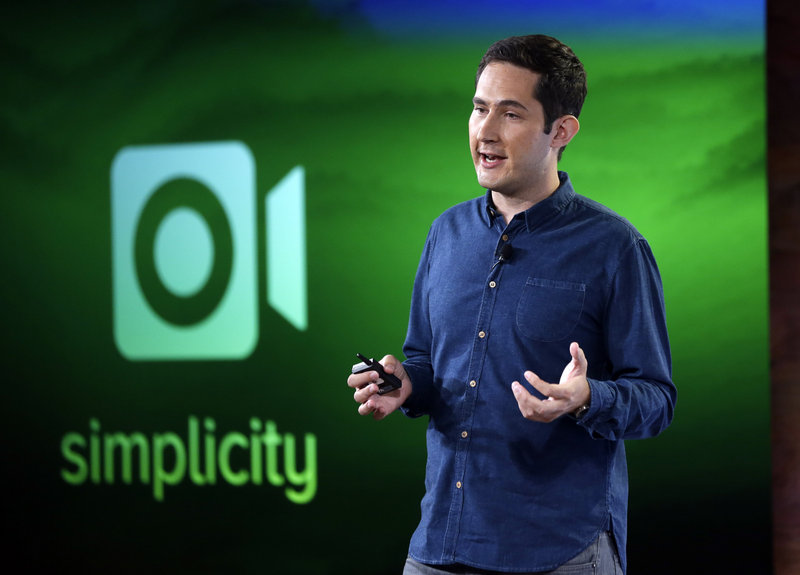 Instagram's Kevin Systrom explains how Facebook will now display 15-second videos with Instagram's popular styles.