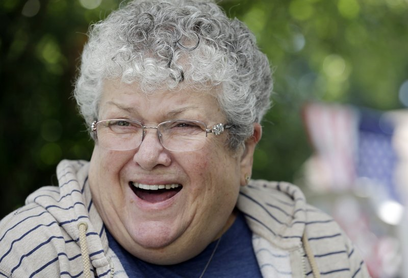 Karen Klein hasn't gone on a spending spree in her personal life since getting $703,873 in donations from the Internet.