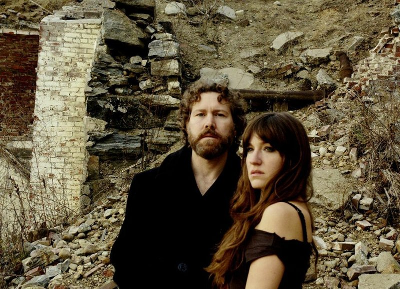 """Lewiston-based Arborea – Buck and Shanti Curran – recently released its fifth full-length album, """"Fortress of the Sun."""""""