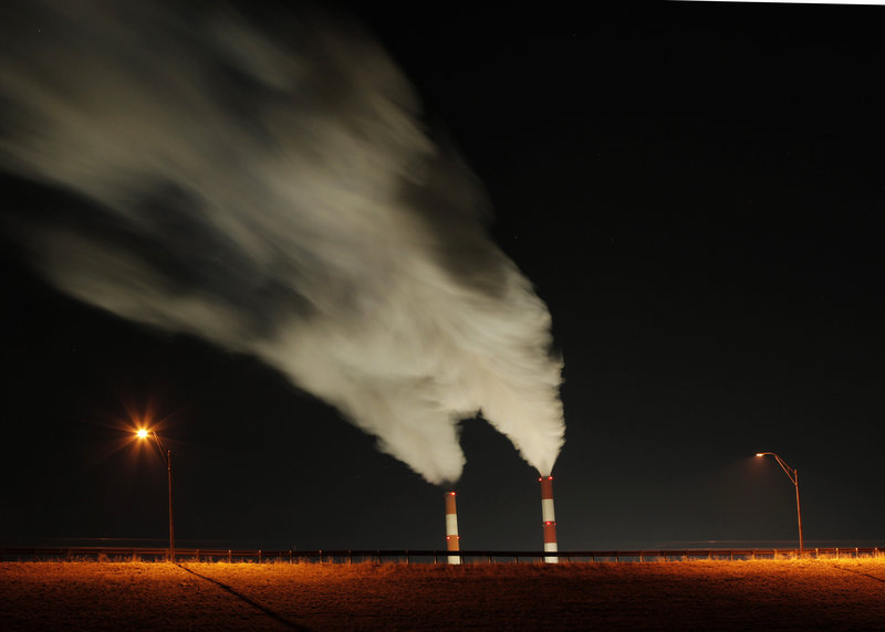 Coal power plants like this one La Cygne, Kan., could face more stringent regulations under proposals unveiled by President Obama on Tuesday.