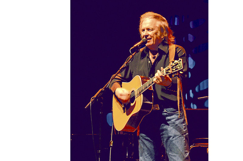 Don McLean, who has lived in Maine for about 20 years, is the added attraction for the