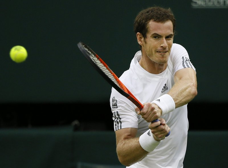 Andy Murray hopes to be the first British man in 77 years to win the Wimbledon singles title, and most of his toughest would-be foes have been eliminated.