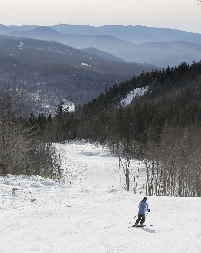 Black Mountain means a great deal to ski enthusiasts and businesses in the Rumford area, who are working to reverse the decision to close the ski area.