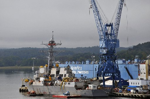 Bath Iron Works said on Tuesday, July 23, 2013 that it received a $7.5 million modification to an existing contract to provide engineering and design services for work on the USS Independence, a littoral combat ship.