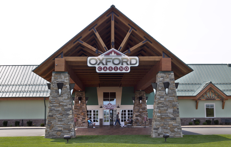 The Oxford Casino has been sold to Churchill Downs.