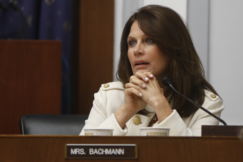 Rep. Michele Bachmann, R-Minn., is the subject of an investigation by the House Ethics Committee.