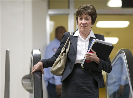 Maine Sen. Susan Collins is co-sponsoring legislation to create an office within the Federal Trade Commission that would alert senior citizens to potential fraud schemes and serve as a centralized location for reporting scams.