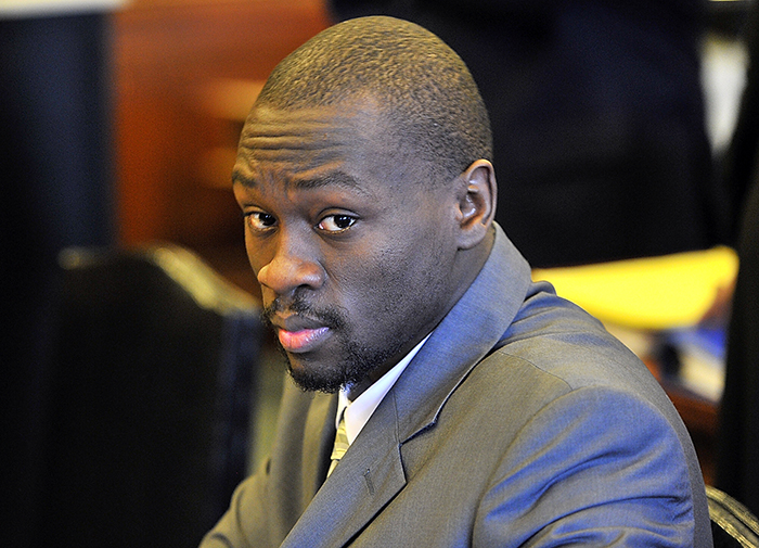 Opening arguments were presented Tuesday at the trial of Eric Gwaro, 28, who is accused of aggravated assault and attempted murder.