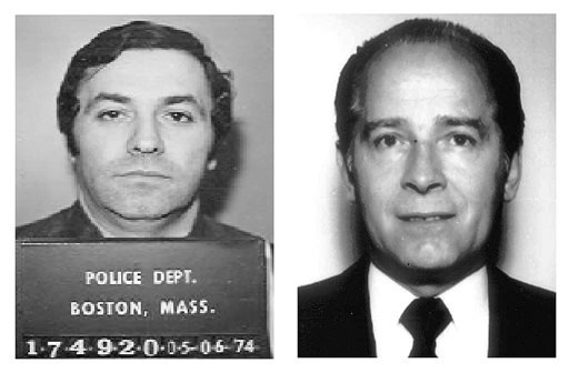 This pair of file booking photos shows Stephen