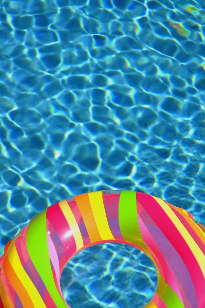 """Vigilance poolside is paramount. """"The truth is drowning is silent,"""" says Dr. Melissa Arca, pediatrician, blogger and mother of two. """"It's important for parents and watchers to know they can't hear someone drowning, and they need to be watching."""""""