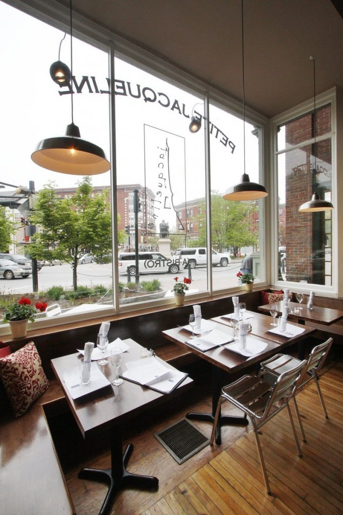 The possibility that the bistro Petite Jacqueline was a source of food-borne illness should not overshadow the fact that consumers face a far bigger threat from mass-produced food, a reader says.