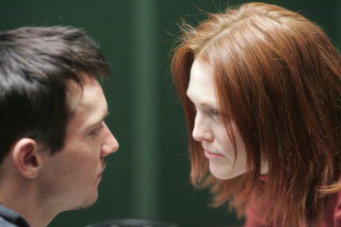 """Jonathan Rhys Meyers and Julianne Moore in """"6 Souls."""""""