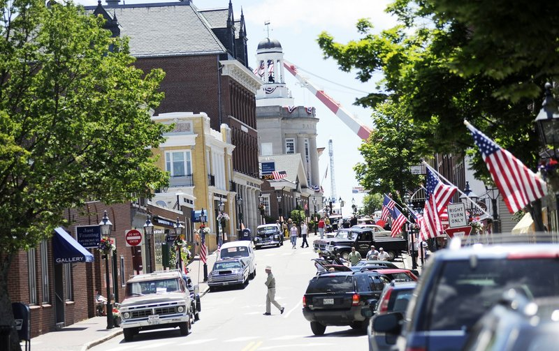 The streets of Bath will again be clogged with locals and tourists for the 41st annual Bath Heritage Days, Thursday through Sunday.