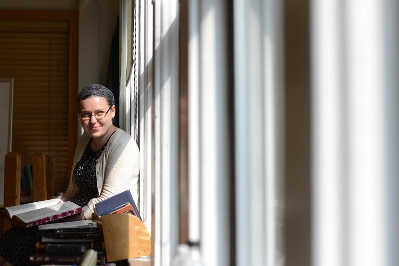 Ruth Balinsky Friedman, who now teaches at the Drisha Institute for Jewish Education in New York, will become the first female spiritual leader at an Orthodox synagogue in the U.S. when she becomes the maharat next month at Ohev Sholom synagogue in Washington, D.C.