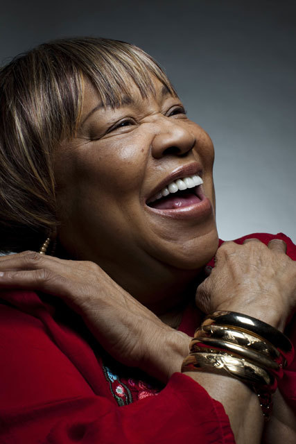 Mavis Staples is the headliner at the North Atantic Blues Festival this weekend in Rockland.