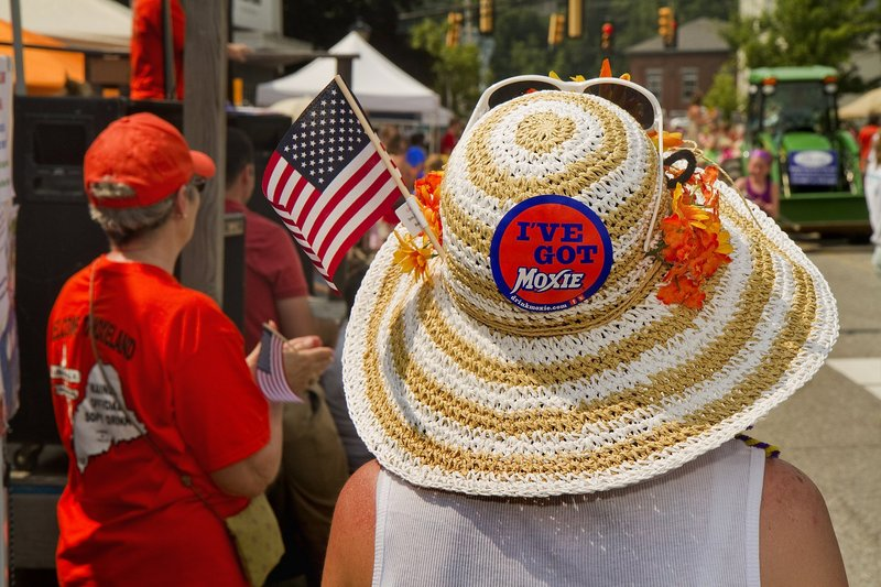 The annual Moxie Festival, celebrating all things related to the distinctively flavored soft drink, runs Friday through Sunday and features a parade, music and more at various locations in downtown Lisbon Falls.