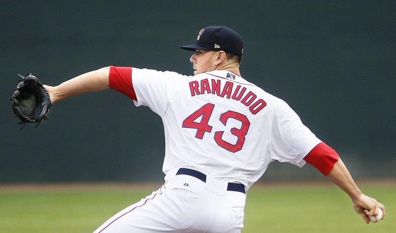 Anthony Ranaudo has become the ace for the Portland Sea Dogs and one reward comes Wednesday night, when he starts in the league All-Star game.