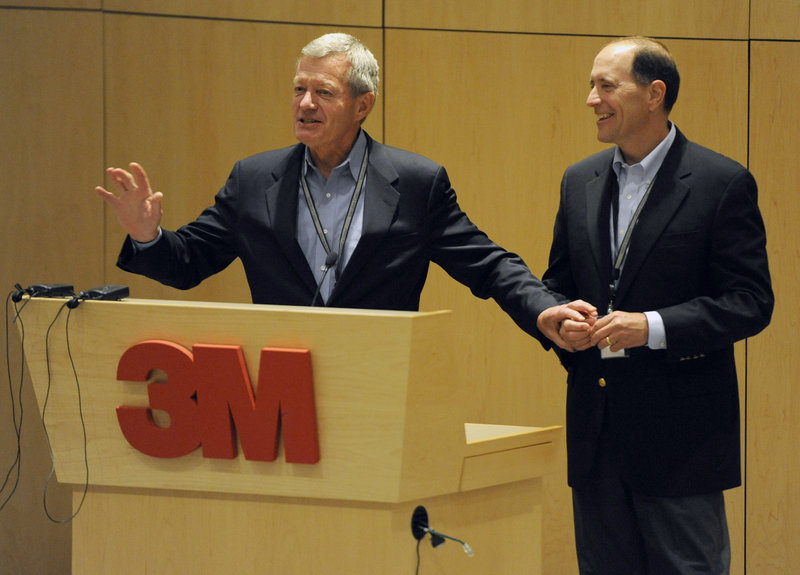 Sen. Max Baucus, D-Mont., left, and Rep. Dave Camp, R-Mich., are working toward the difficult goal of reaching a deal on tax reform.