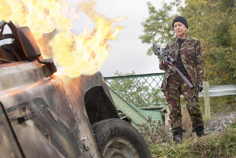 """Helen Mirren returns as an MI6 assassin in """"RED 2."""""""