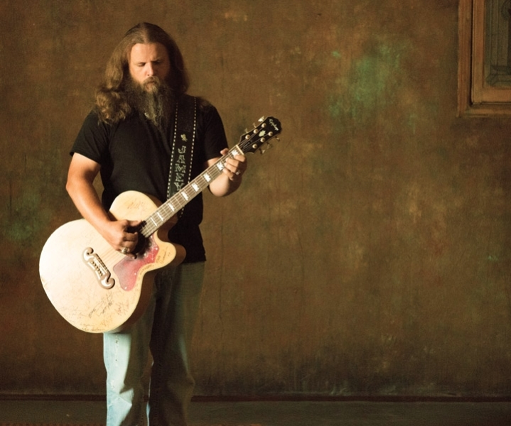Jamey Johnson plays at Boston's House of Blues on Aug. 2, then comes to The Asylum in Portland on Aug. 3
