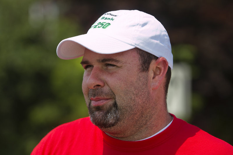 Johnny Clark of Hallowell feels his team has gotten stagnant, and the TD Bank 250 is a good time to turn things around.